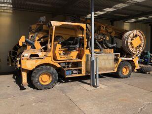 autre équipement pour mines et tunnels PUTZMEISTER PM 500
