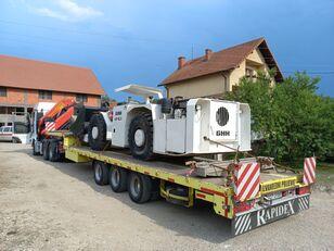 chargeuse pour mines souterraines GHH LF 6.1