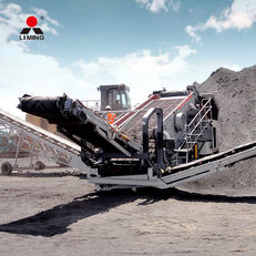 concasseur mobile Liming mobile vibrating screen machinery manufacturer Well-Tech Interna neuf