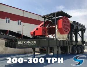 concasseur mobile SERMADEN NEW MOBILE JAW CRUSHING PLANT neuf