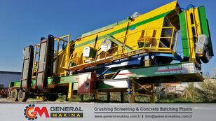 crible vibrant GENERAL MAKİNA Mobile Sand Screening neuf