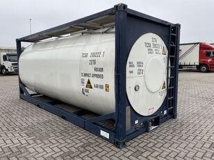conteneur citerne 30 pieds TRENCOR 30m3