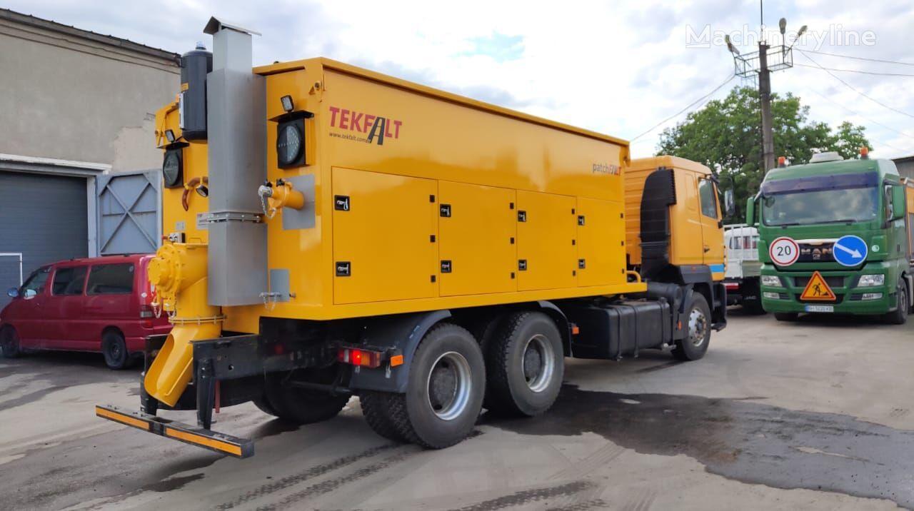 autre matériel TP TEKFALT patchFALT Asphalt Maintenance Vehicle