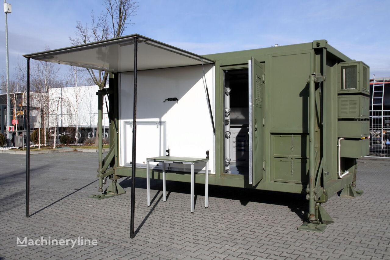 conteneur bureau ARMPOL / Military container body / NEW / UNUSED / 2020 neuf