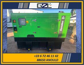 générateur diesel Genelec GYW-20 T5 INS **NEUF** *ACCIDENTE*DAMAGED*UNFALL* endommagé