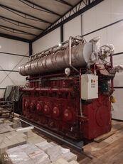 générateur diesel MBU MTU MBH 6 VDG 48 / 42 AL  500 OBR / MIN SILNIK DO STATKU SILNIK