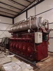 générateur diesel MDW MTU 6 VDG 48 / 42 AL 2650 KW Elektrownia Spalinowa 2,5 MW 2500 K