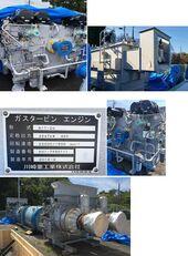 générateur à gaz KAWASAKI 12MW, GAS-TURBINE POWER PLANT neuf