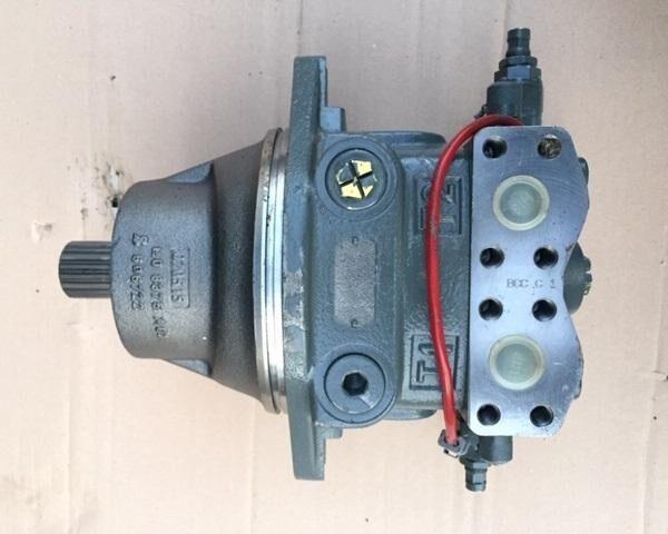 moteur hydraulique LIEBHERR ID-Nr.11371743 (ID-Nr.11371743) pour autre matériel industriel LIEBHERR